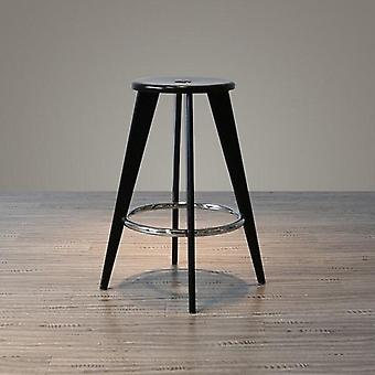 Solid Wooden  Counter Stool & Bar Furniture Set