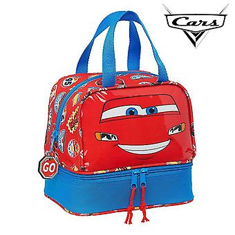Lunchbox Cars Blue Red (15 L)