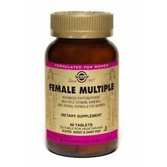 Solgar - Female Multiple 60VTabs