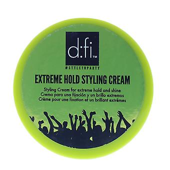 d:fi Extreme Hold Styling Cream 150g With Low Shine