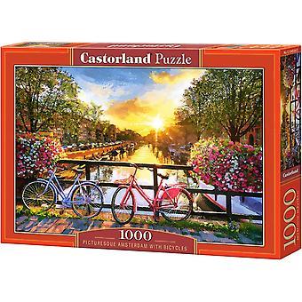 Castorland, Puzzle - Amsterdam - 1000 Pieces