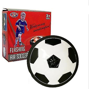 Air Powered Flashing Soccer Ball Indoor Football Toy With Colorful Music And