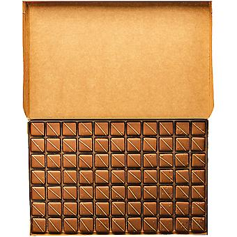 Loose Chocolates - A Kilogram Box of 'Beethoven' a Milk Chocolate with Soft Gingerbread Spices. The Perfect Chocolate Gift by Martin's Chocolatier