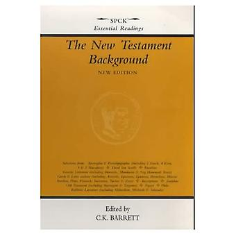 The New Testament Background: Selected Documents