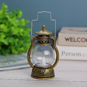 Holiday Lighting Mini Led Retro Oil Lamp