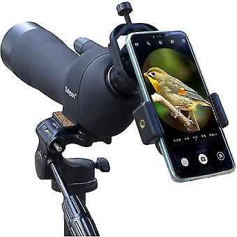 Cellphone Telescope Adapter Mount, Universal Phone Scope Mount, Arbejde med for spotting Scope, K255