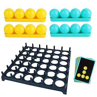ジャンプボールテーブルゲーム1セットオフバウンスオフゲーム活性化ボールゲーム