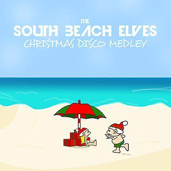 South Beach Elfen - South Beach Elfen / kerst Disco Medley (Xmas O USA import