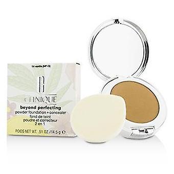 Clinique Beyond Perfecting pó Foundation + corrector-# 14 Vanilla (MF-g)-14.5 g/0.51 Oz