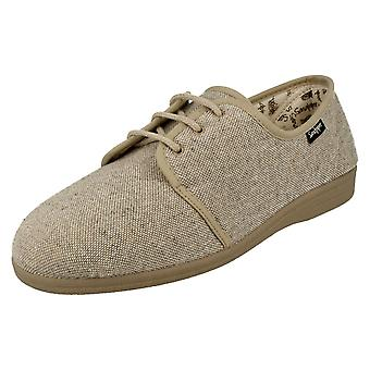 Mens Sandpiper Lace Up Casual Shoes Kevin