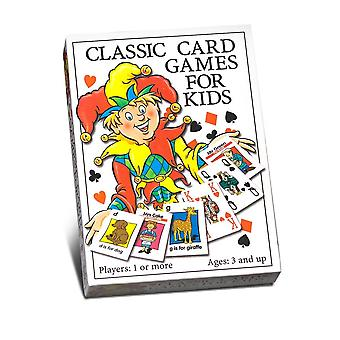 Classic Card Games for Kids 4y+