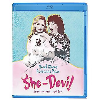 Importer des USA de She-Devil [BLU-RAY]