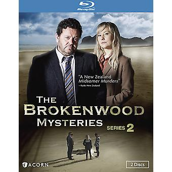Brokenwood misteri: Serie 2 [Blu-ray] USA importare