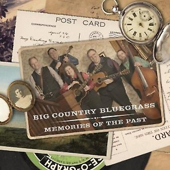 Big Country Bluegrass - Memories of the Past [CD] USA import