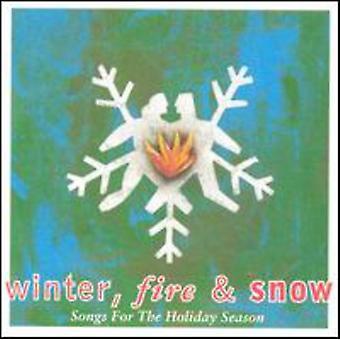 Winter Fire & Snow - Winter Fire & Snow [CD] USA import