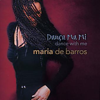 Maria De Barros - Danca Ma MI (Dance with Me) [CD] USA import