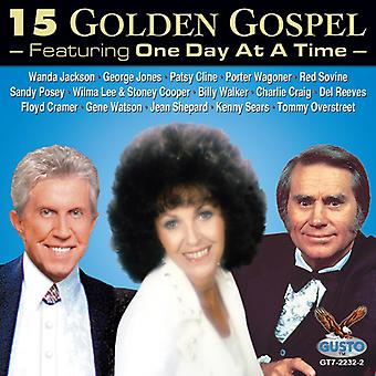 Evangelio de oro 15 - 15 importación USA oro Evangelio [CD]
