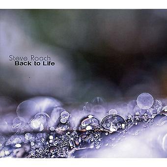 Steve Roach - Back to Life [CD] USA import
