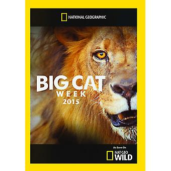 Big Cat Week 2015 [DVD] USA import