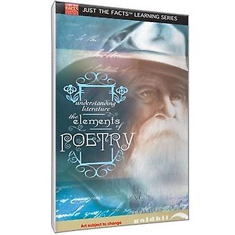 Just the Facts - Understanding Literature: The Elements of Poetry [DVD] USA import
