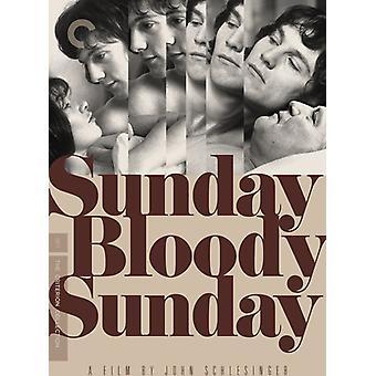 Sunday Bloody Sunday [DVD] USA importerer