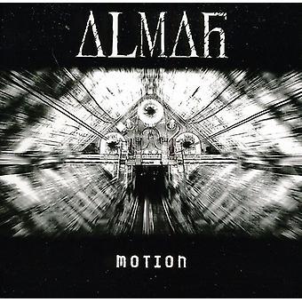 Almah - Motion [CD] USA importare