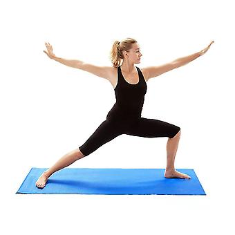 BECO Yoga Gym Exercise Physio Fitness Mat - Blue