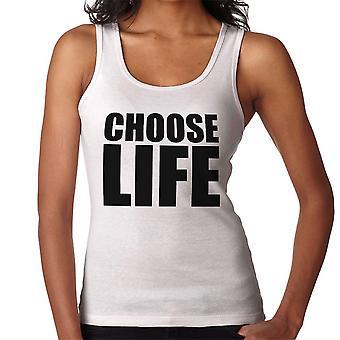 Trainspotting T2 vælger livet store Kvinders Vest