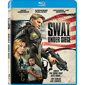 S.W.a.T.: Under Siege [Blu-ray] USA tuonti