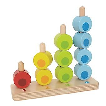HAPE E0504 Counting Stacker E0504