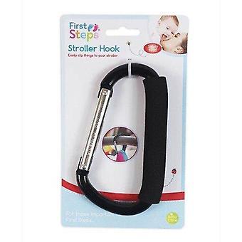 First Steps Stroller Hook Bag Clip