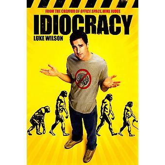 Idiocracy elokuvan juliste (27 x 40)