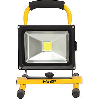 Infapower LED Portable Rechargeable COB Worklight (Model No. F049)