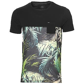ONeill Aloha Short Sleeve T-Shirt in Black Out