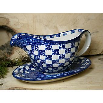Noble sauce boat with saucer, max. 700 ml, tradition 27, BSN 60705