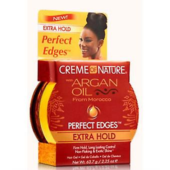 Creme of Nature Moroccan Argan Oil Perfect Edges Extra Hold 63g