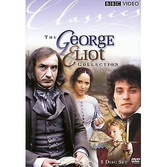George Eliot - import USA de George Eliot Collection [DVD]