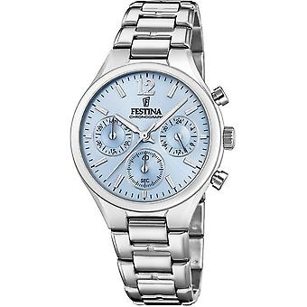 Festina Lady watch chronograph F20391-3