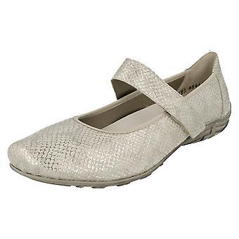 Zapatos de las señoras Rieker Mary Jane estilo L2062