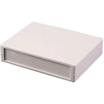 Hammond Electronics RM2055M Universal enclosure 190 x 140 x 50 Acrylonitrile butadiene styrene Grey-white (RAL 7035) 1 pc(s)