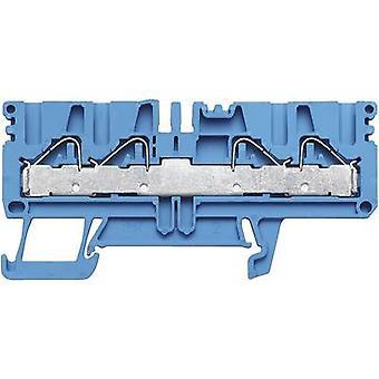 סדרת רציפות מסוף PDU כחול PDU 2.5/4/4AN BL 1896250000 אטול כחול וידולר 1 pc (עם)