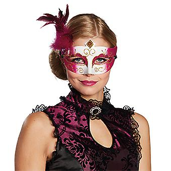 Feather masks Venice assorted accessory Carnival Carnival Mardi