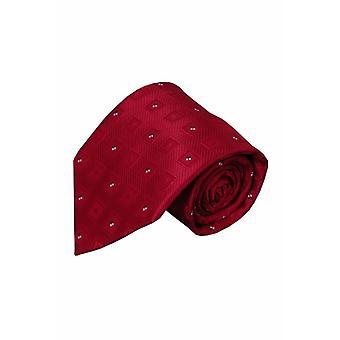 Rode stropdas Reggio 01