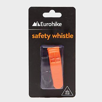 New Eurohike Safety whistle Outdoors Camping Orange