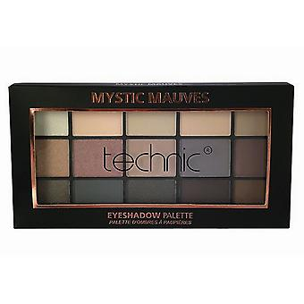 Mauves mistico Technic Eyeshadow Palette