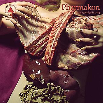 Pharmakon - Bestial Burden [Vinyl] USA import