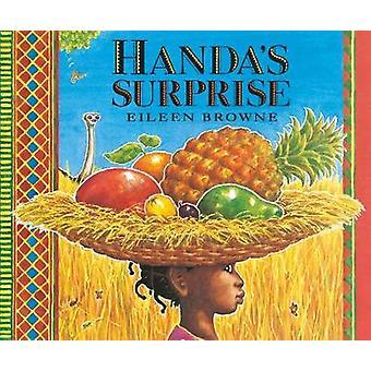 Handas overraskelse af Eileen Browne - 9781406366907 bog