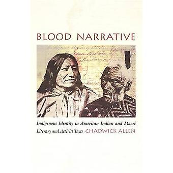 Blood Narrative - Идентичность коренных народов в американских индейцев и маори Lit