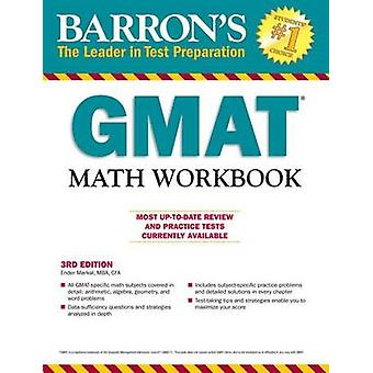 GMAT Math Workbook - 3rd Edition by Ender Markal M B a C F a - 978143