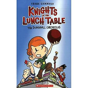 The Dodgeball Chronicles (Knights of the Lunch Table)
